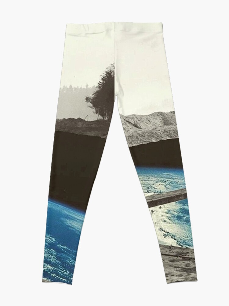 Alternate view of Who's First? Leggings