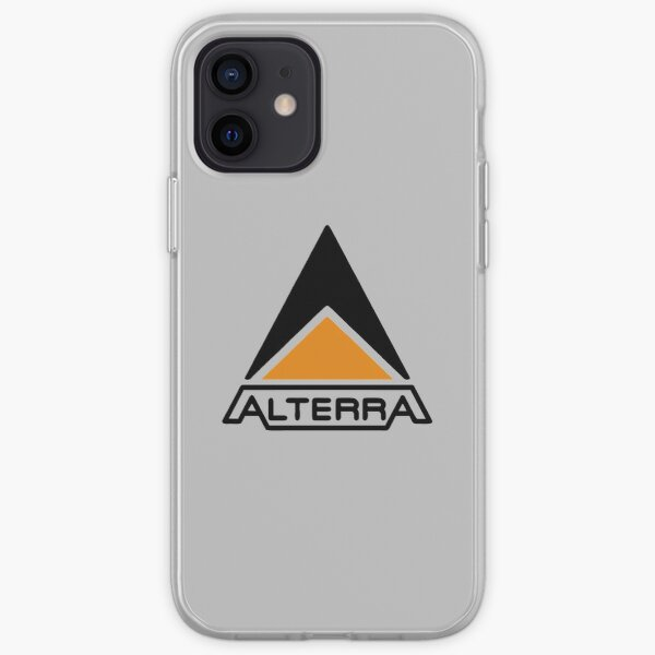 Alterra Logo iPhone Soft Case