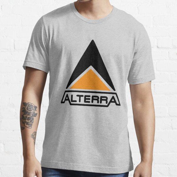 Alterra Logo Essential T-Shirt