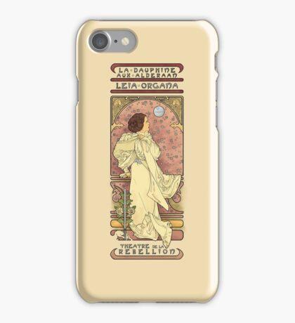 Leia Nouveau iPhone Case/Skin