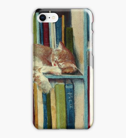Quite Well Read iPhone Case/Skin