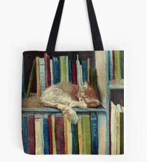 Quite Well Read Tote Bag