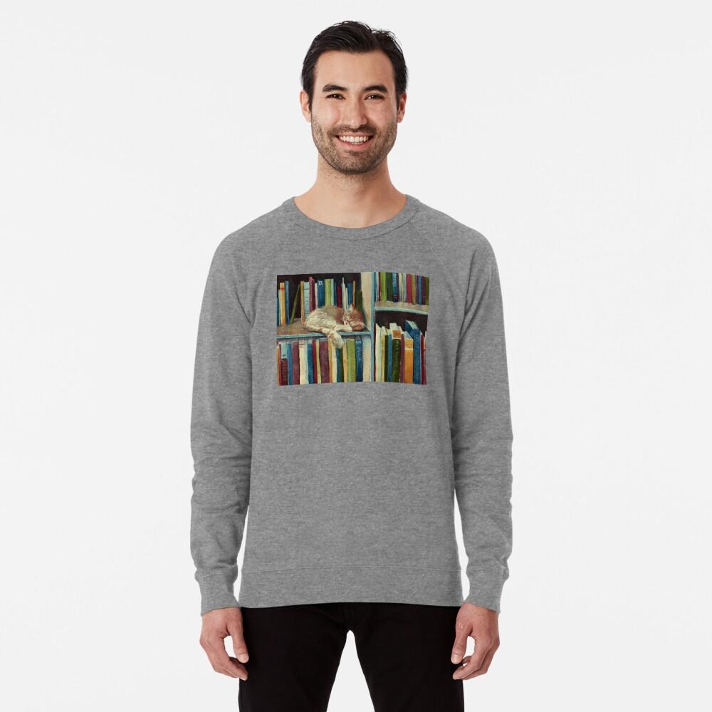 Gut gelesen Leichter Pullover