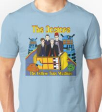 The Yellow Time Machine T-Shirt
