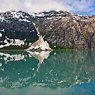 Reflections - Glacier Bay, Alaska by Lindsey Butler