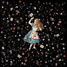 «Noche de las maravillas - Alicia en el país de las maravillas» de maryedenoa