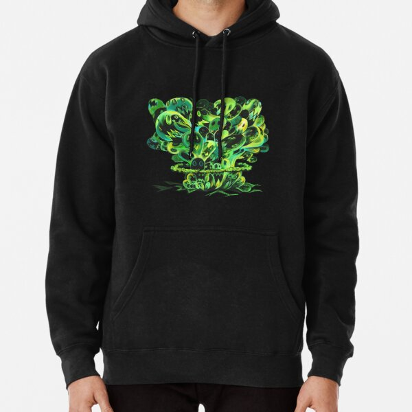 the lich's well Pullover Hoodie