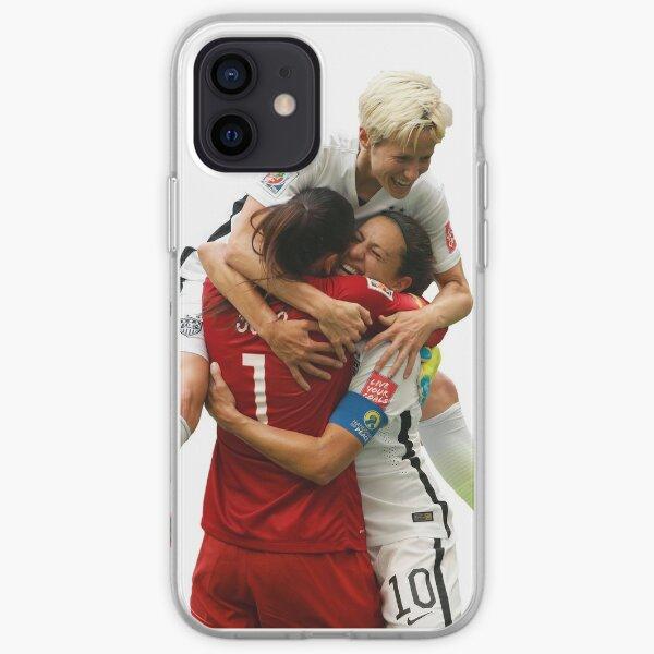Pinoe, Lloyd, & Solo | USWNT iPhone Soft Case
