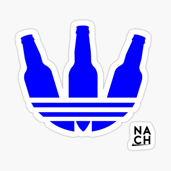 Beer Sports T-shirt Sticker