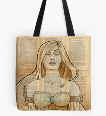 Iron Woman 8 Tote Bag