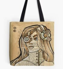Iron Woman 6 Tote Bag