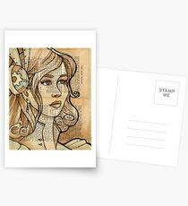 Iron Woman 2 Postcards