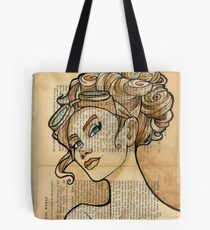Iron Woman 5 Tote Bag
