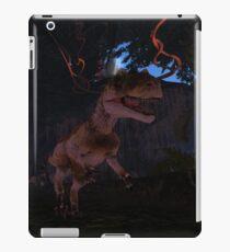 Vinilo o funda para iPad Amantes de Dino aquí hay un carnívoro! ¡Allosaurus!