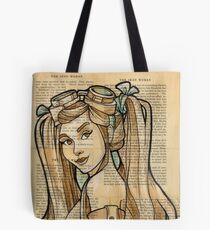 Iron Woman 4 Tote Bag