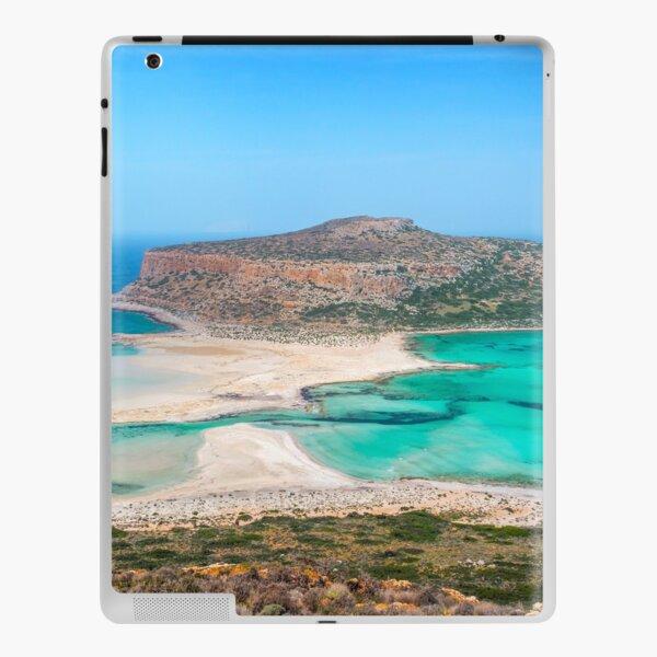 Balos beach, Crete iPad Skin