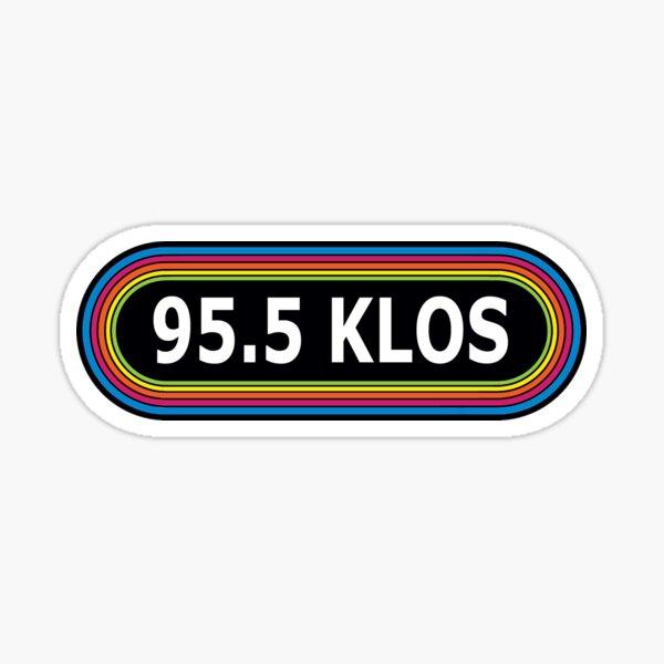 KLOS Sticker