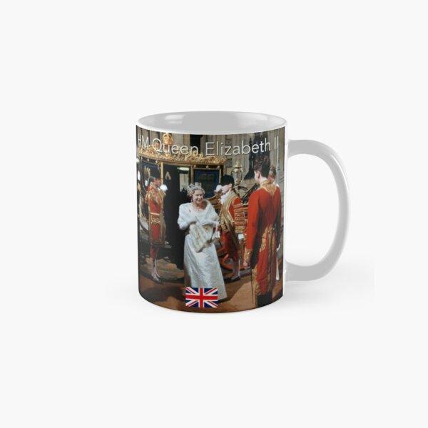 HM Queen Elizabeth II The Queen Royal Family London High Quality Pro Photo Mug