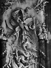 Fall of the Angels - Michaelerkirche ( View Larger). by Lee d'Entremont