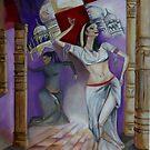 Tribal Fusion of India by Evgenia Attia