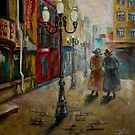 On Arbat by Evgenia Attia