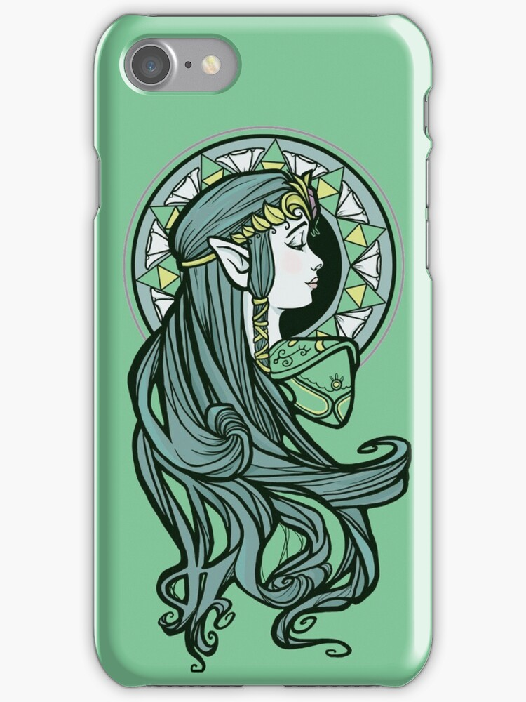 Zelda Nouveau by Karen  Hallion