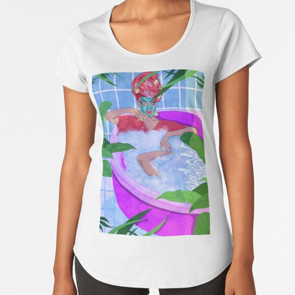 Yvie Oddly Premium Scoop T-Shirt