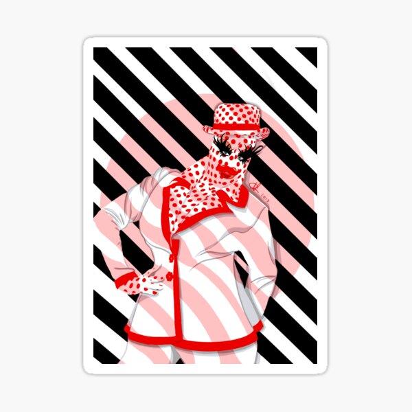 Nina West Sticker