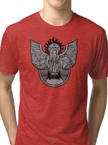 Hunters: Black and White version Tri-blend T-Shirt