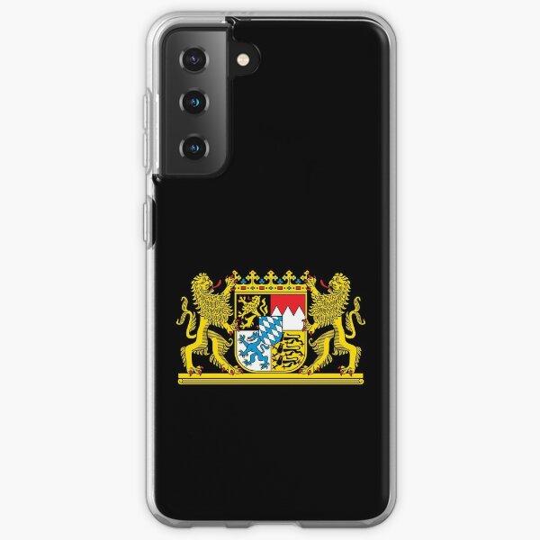 Bavaria coat of arms Samsung Galaxy Soft Case
