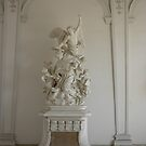 Statue at The Belvedere by Lee d'Entremont