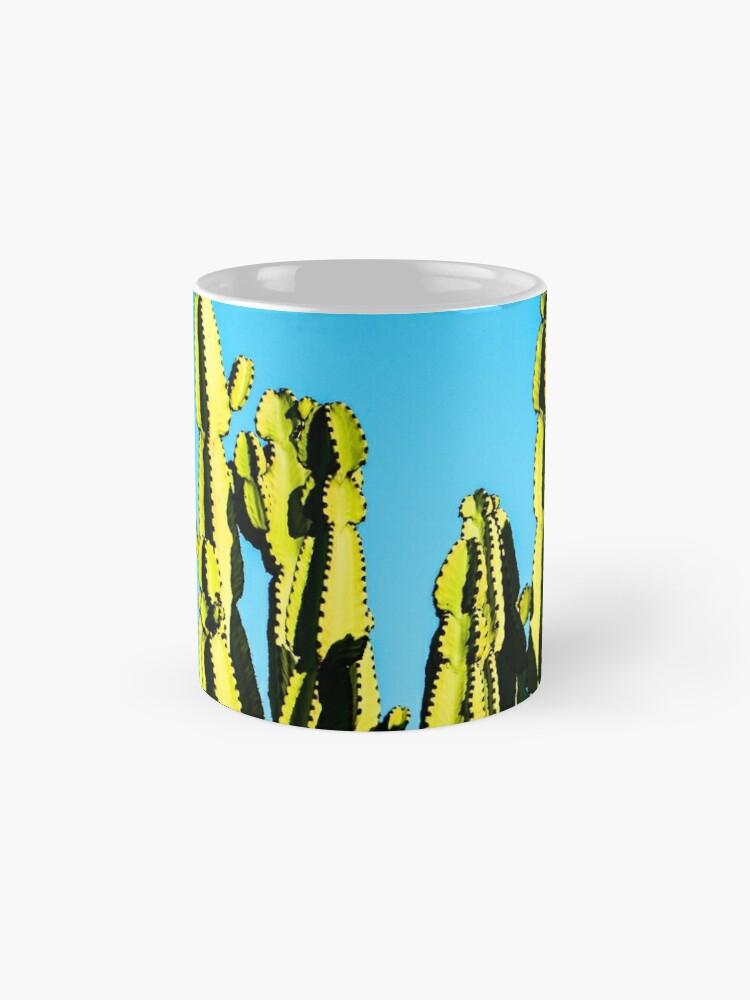 Alternative Ansicht von Kaktus Tassen