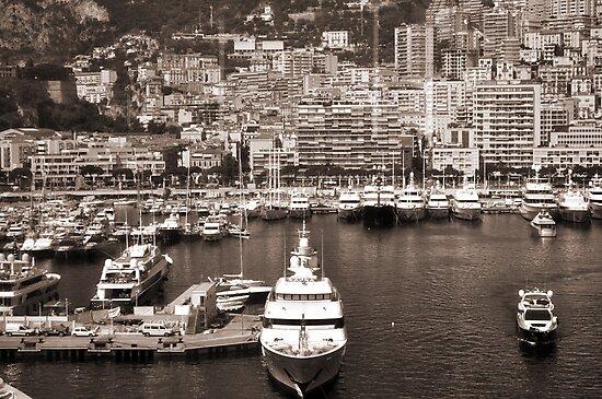 Monte Carlo by Sami Wong