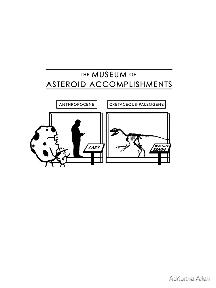 The Museum of Asteroid Accomplishments by photonart