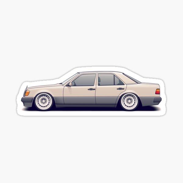 W124 Sticker