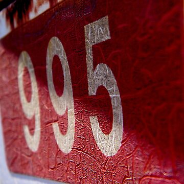 David Brown Tractor Number by RedneckCowgirl