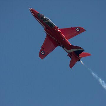 RAF Red Arrow by jon77lees