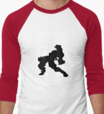 Dio Brando Men's Baseball ¾ T-Shirt