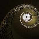 The Blue Tulip Staircase by Themis