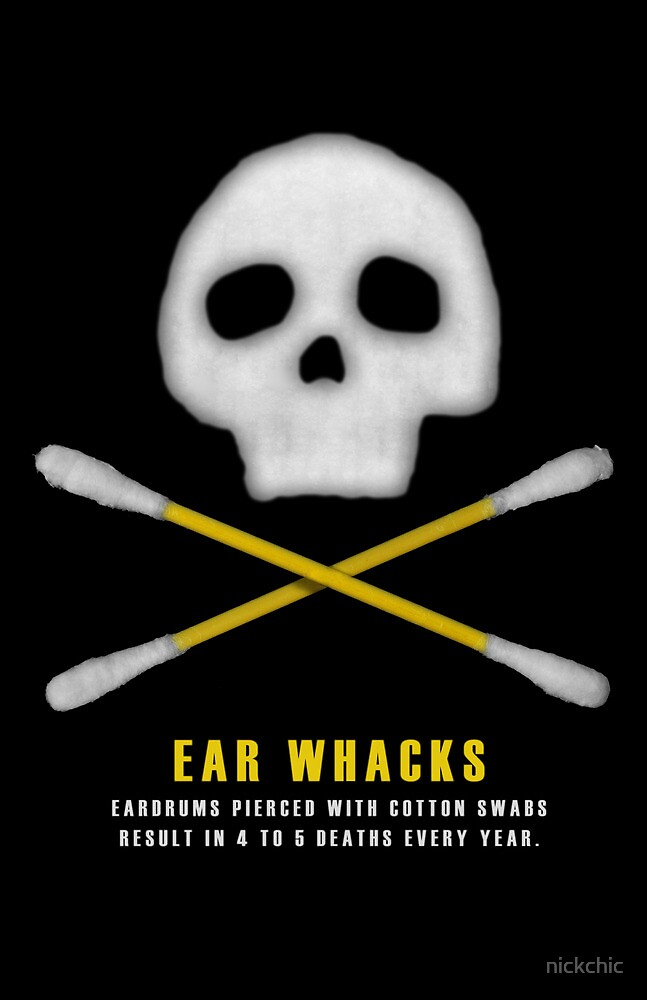 Ear Whacks by nickchic