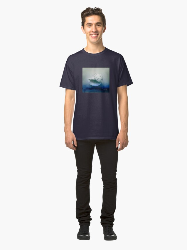 Alternate view of Me And The Sea - A Love Affair To Remember Classic T-Shirt