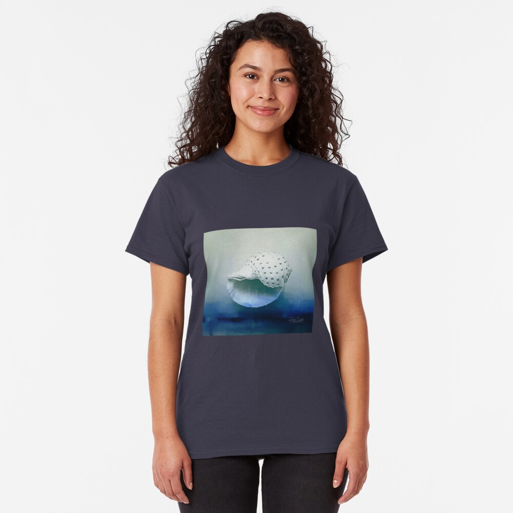 Me And The Sea - A Love Affair To Remember Classic T-Shirt