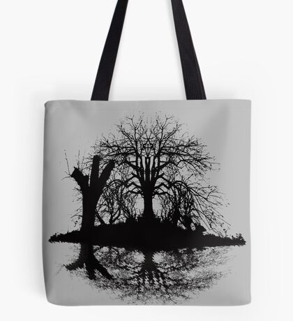 Wicked Pond Tote Bag
