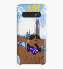 Slauson Blue Case/Skin for Samsung Galaxy