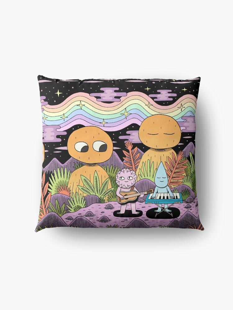 Alternate view of Spectrum Floor Pillow