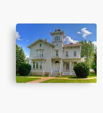 Galloway House Canvas Print