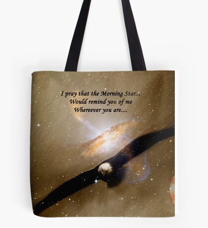 Where Ever You Are... Tote Bag