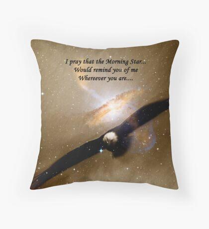 Where Ever You Are... Throw Pillow