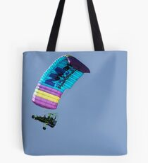 Flying High and Having Fun Tote Bag