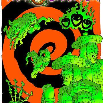 Tam O'Shanter by Psychoskin